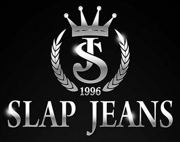slap jeans